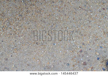 Coarse sand texture as abstract background .
