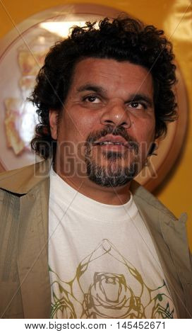 Luis Guzman at the Los Angeles premiere of 'Waiting' held at the Mann Bruin Theater in Westwood, USA on September 29, 2005.