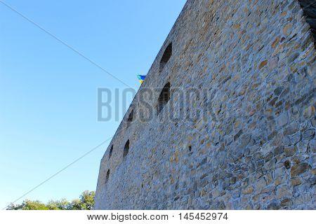 Bastion of hetman Doroshenko in Chigirin, Ukraine