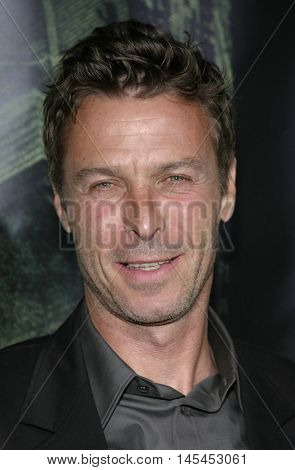 Andrew Douglas at the World premiere of 'Amityville Horror' held at the Arclight Cinerama Dome in Hollywood, USA on April 7, 2005.
