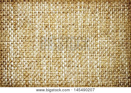 natural cotton texture for the background .