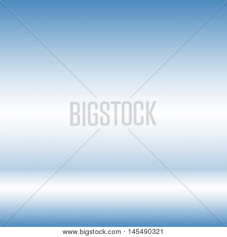 blue, gray gradient background / empty room studio background / Light blue gradient abstract background. Empty room for display product