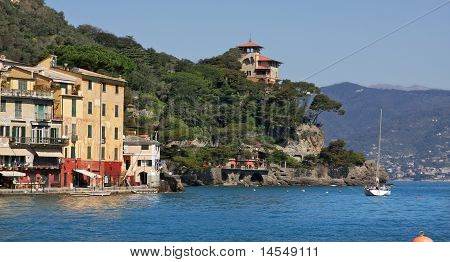 View On Portofino.