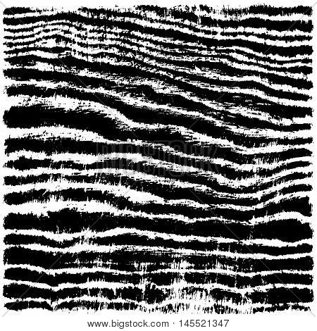 Black White Wood Texture Background