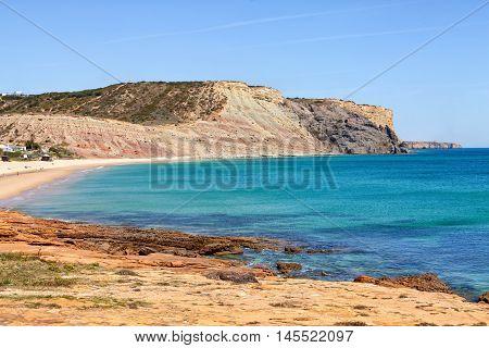 Praia da Luz  near Lagos, Algarve, Portugal