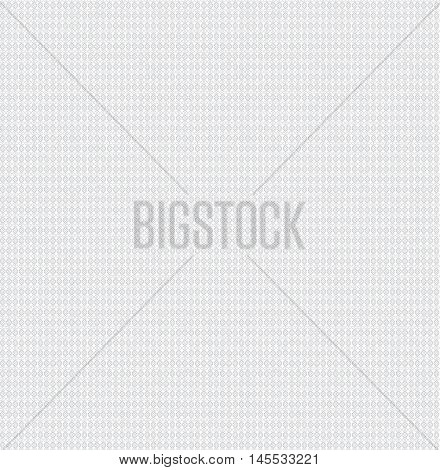 Seamless pattern. Abstract pixel background. Traditional needlework texture with small squares. Regularly repeating geometrical ornament. Web page backdrop. Pixel stroke in EPS file 8px