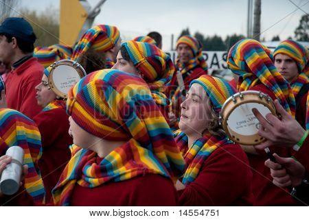 Carnaval De Ovar, Portugal