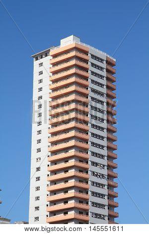 Skyscraper In Cuba