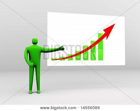 Statistik-Präsentation