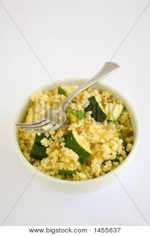 Zucchini And Couscous
