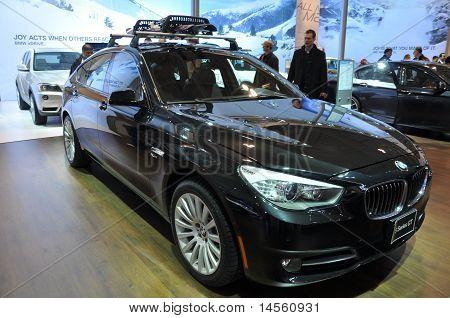 BMW Exhibit