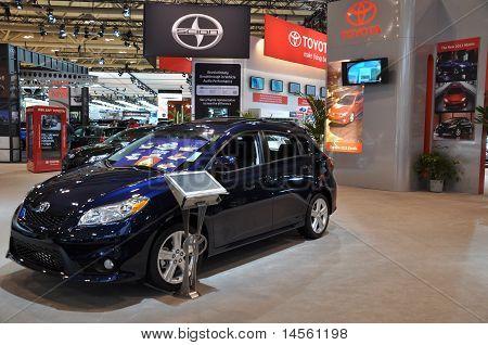 Toyota Exhibit