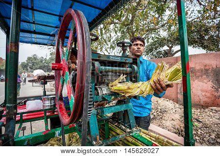 Sugarcane Juice Maker In India