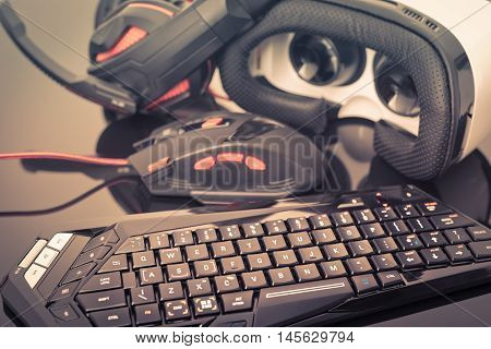 Virtual Reality Gaming Gear