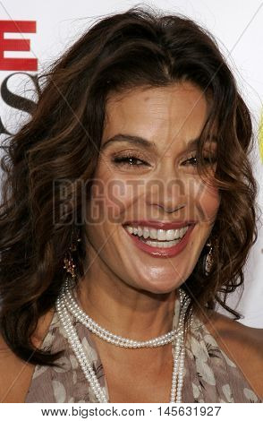 Teri Hatcher at the 'Desperate Housewives: Season 2 - Extra Juicy Edition' DVD Launch Event held at the Universal Studios in Universal City, USA on August 5, 2006.