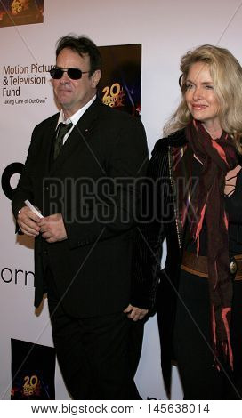 Dan Aykroyd at the Los Angeles screening of 'Walk The Line' held at the Academy of Motion Picture Arts & Sciences in Beverly Hills, USA on November 10, 2005.