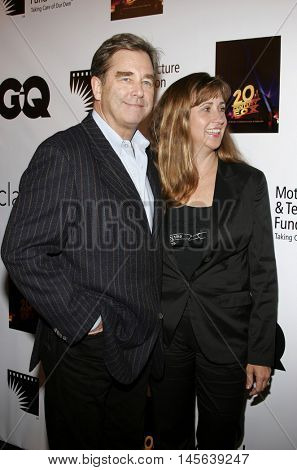 Beau Bridges at the Los Angeles screening of 'Walk The Line' held at the Academy of Motion Picture Arts & Sciences in Beverly Hills, USA on November 10, 2005.