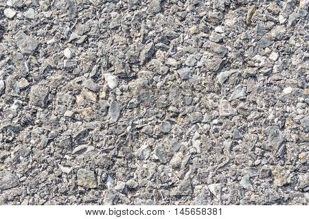 background texture of rough asphalt / Asphalt road texture / Texture of an asphalt road / Background Pattern