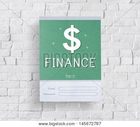 Finance Money Economy Investment Concept