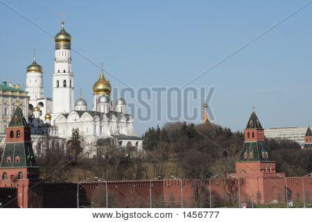 Church In The Kremlin