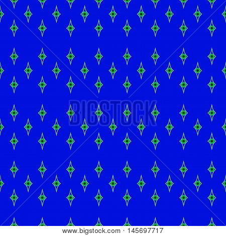 Rhombus geometric seamless pattern. Fashion graphic background design. Modern stylish abstract colorful texture. Template for prints textiles wrapping wallpaper website. Stock VECTOR illustration