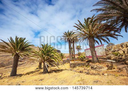 Peninsula Ponta de Sao Lourenco Madeira Portugal
