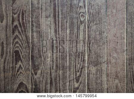 Old wood background. Vintage wooden texture for retro design