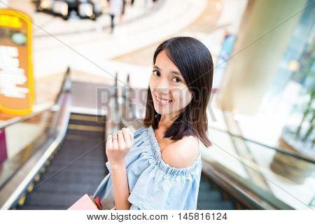 Shopping Woman go shopping