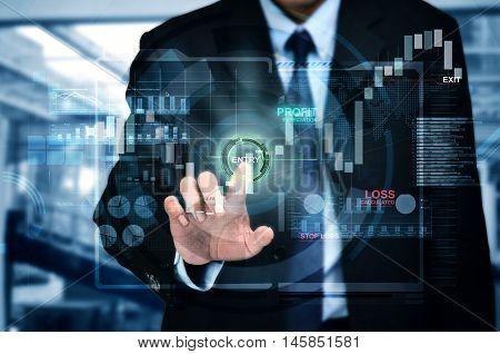Internet Finance Buisness