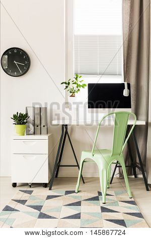 Functional Home Office Idea