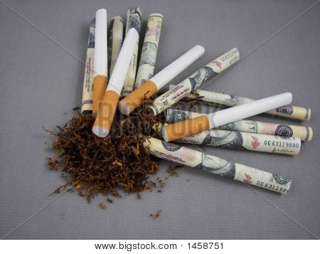 Cigarettes And Currency