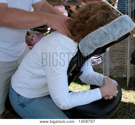 Chair Massage 2