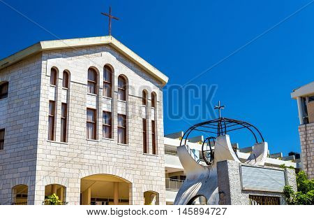 Baptist Church in Nazareth - Israel, the Northern District