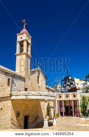 Greek Orthodox Church of the Annunciation in Nazareth - Israel