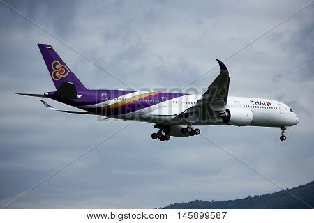 Thai Airways Airbus A350-900 Xwb