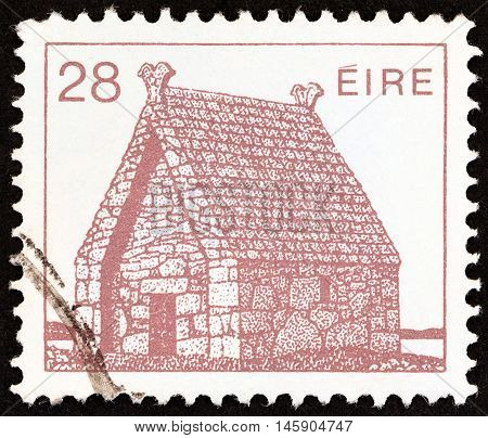 IRELAND - CIRCA 1983: A stamp printed in Ireland from the