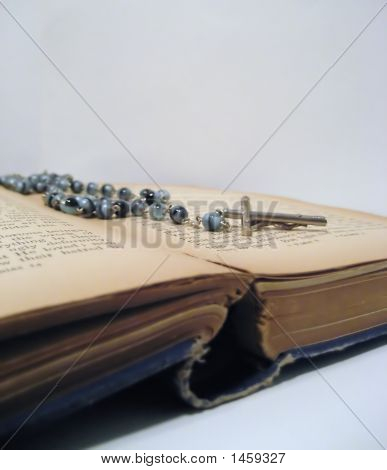 Book And Rosary