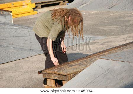Teen Waxing Rail