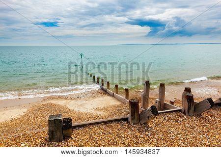 Hayling Island Hampshire England
