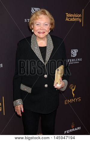 LOS ANGELES - AUG 24:  Lee Phillip Bell at the Daytime TV Celebrates Emmy Season  at the Television Academy - Saban Media Center on August 24, 2016 in North Hollywood, CA