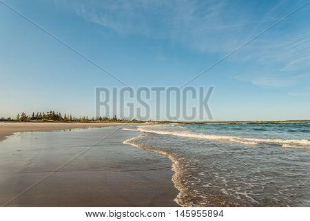 Keji Seaside coast (South Shore Nova Scotia Canada)