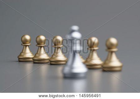 Golden Pawn Chess