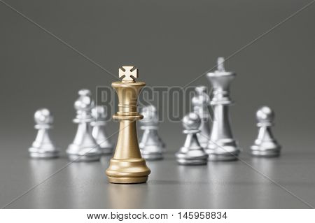 Golden King Chess