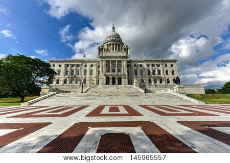 Rhode Island State House