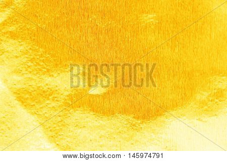 Shiny Yellow Gold Foil Texture For Background And Shadow. Gold  Background . Gold Metal
