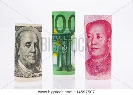 Meerdere valuta 's