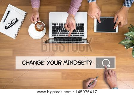 Change Your Mindset?