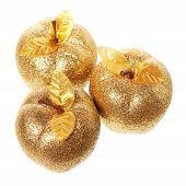 Постер, плакат: Золотые яблоки