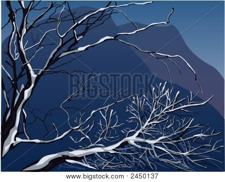 Vectorwintertree3.Eps
