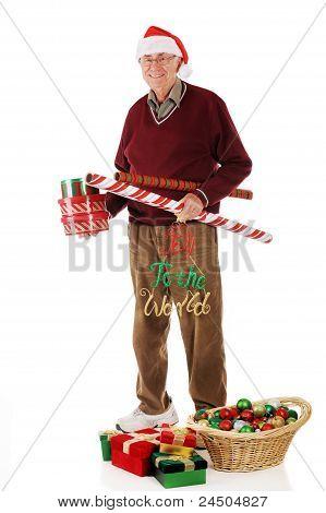 Christmas Senior